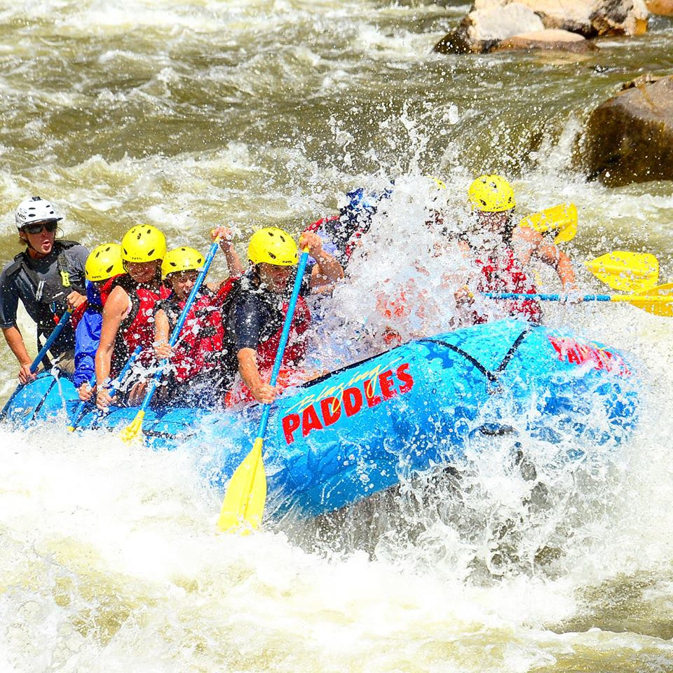 Aspen | Snowmass Group Adventures - Guided Rafting Trip - Family