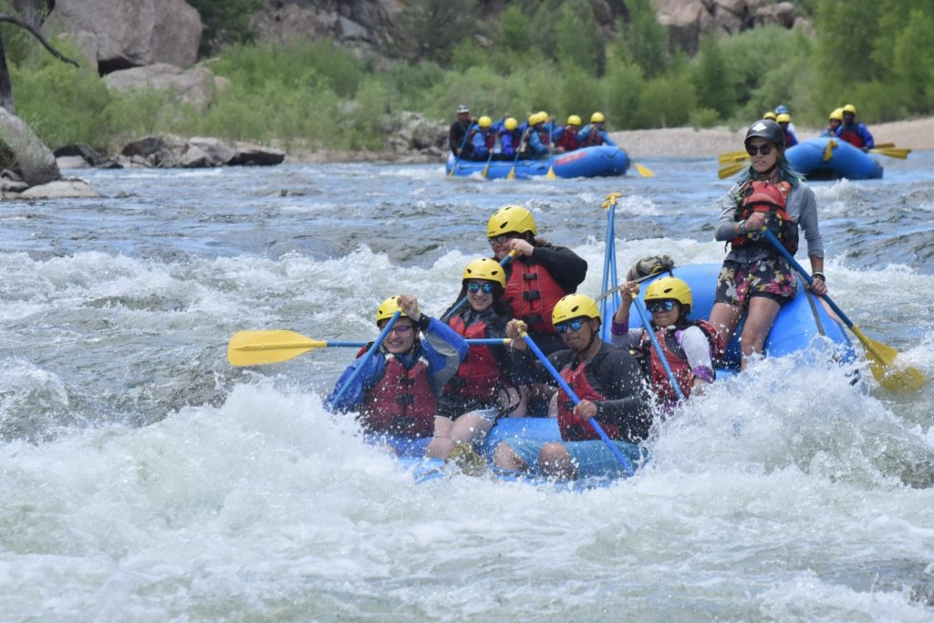 Aspen Snowmass Whitewater Rafting Adventures
