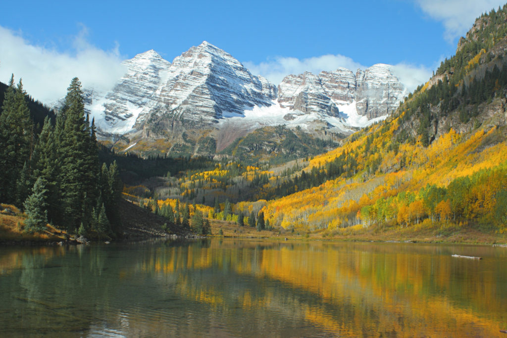 Aspen Snowmass Guided Hiking Adventures: Maroon Lake