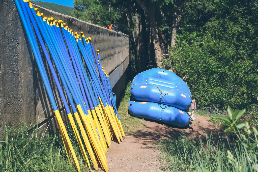 Aspen | Snowmass Group Adventures - Guided Rafting Trip - the Express Put In