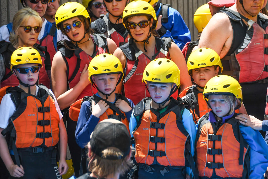 Aspen | Snowmass Group Adventures - Guided Rafting Trip - Irish and Paddle Talk