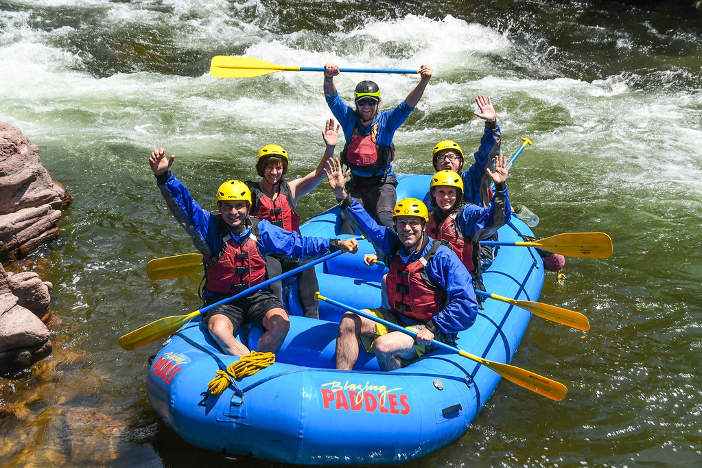 Aspen | Snowmass Group Adventures - Guided Rafting Trip - Irish at Snowmass Hole