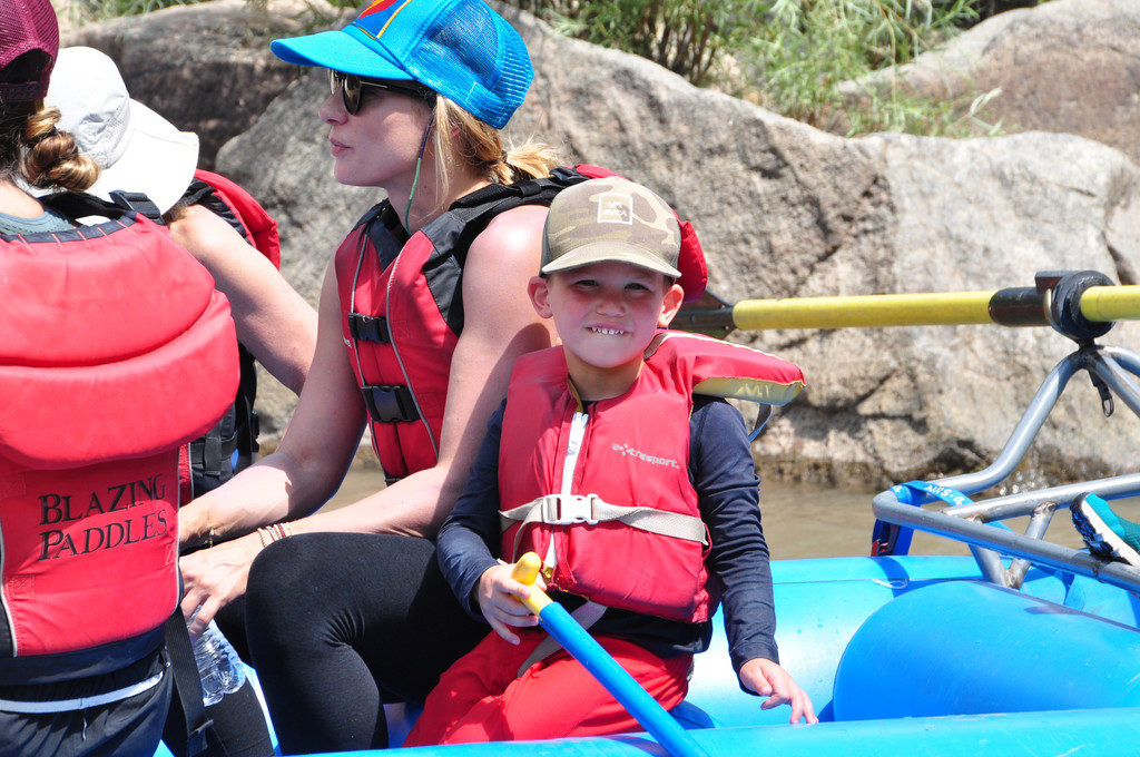 Aspen | Snowmass Group Adventures - Guided Rafting Trip - Kid Rafting at Grizzly