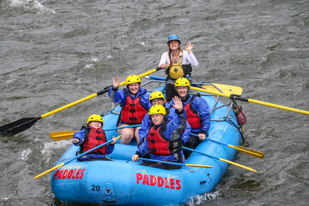 Aspen | Snowmass Group Adventures - Guided Rafting Trip - Laura