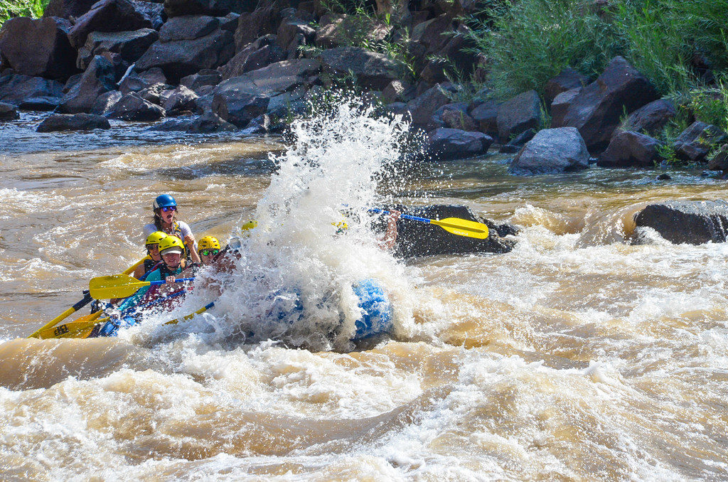 Aspen | Snowmass Group Adventures - Guided Rafting Trip - Laura at Shoshone
