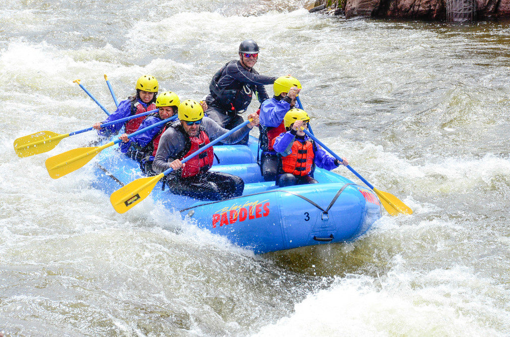 Aspen | Snowmass Group Adventures - Guided Rafting Trip - Lewis at Snowmass Hole
