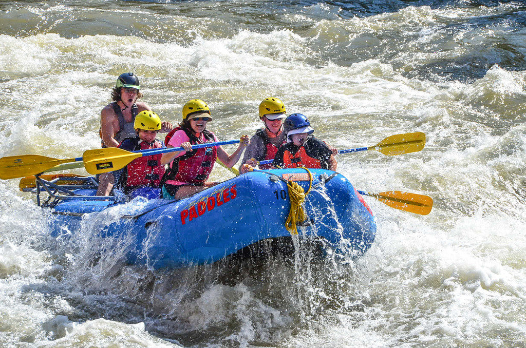 Aspen | Snowmass Group Adventures - Guided Rafting Trip - Mitch and Maneater