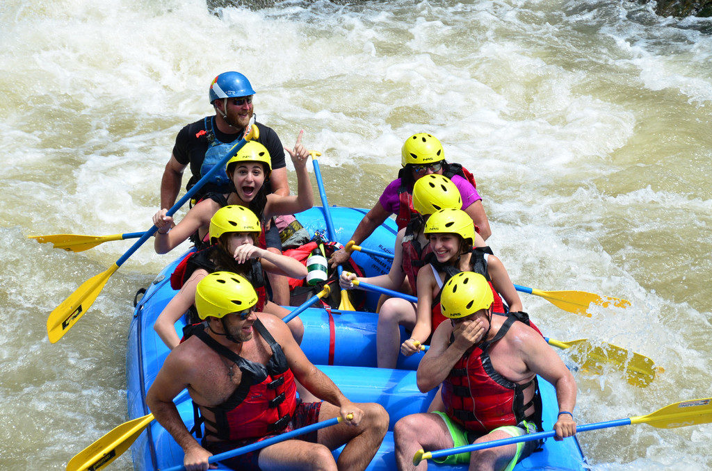 Aspen | Snowmass Group Adventures - Guided Rafting Trip - Nick at Shoshone