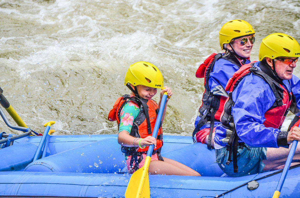 Aspen | Snowmass Group Adventures - Guided Rafting Trip