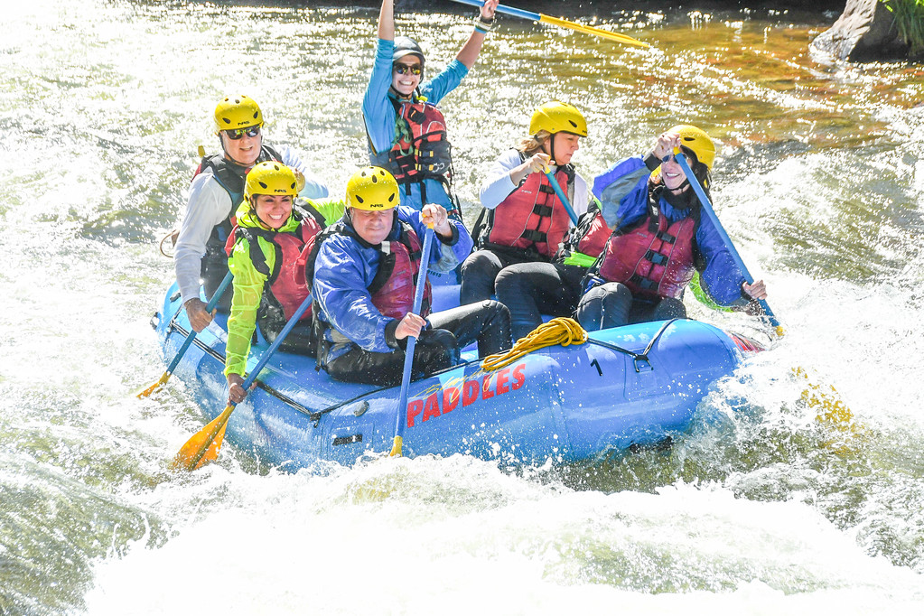 Aspen | Snowmass Group Adventures - Guided Rafting Trip - Raini at Snowmass Hole