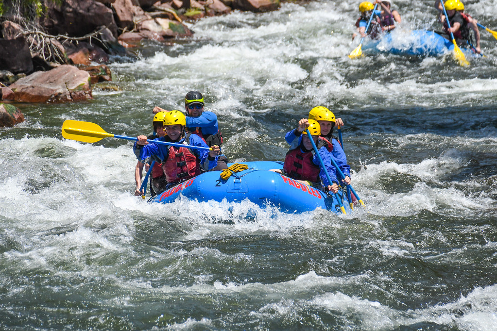 Aspen | Snowmass Group Adventures - Guided Rafting Trip - Ryan