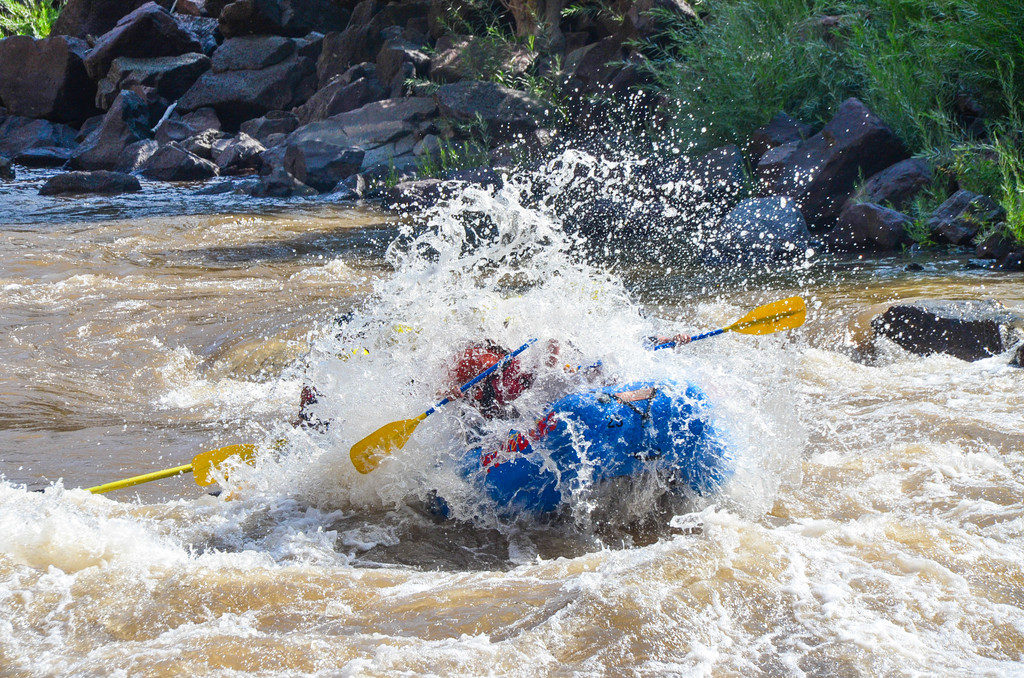 Aspen | Snowmass Group Adventures - Guided Rafting Trip - Shoshone Wave