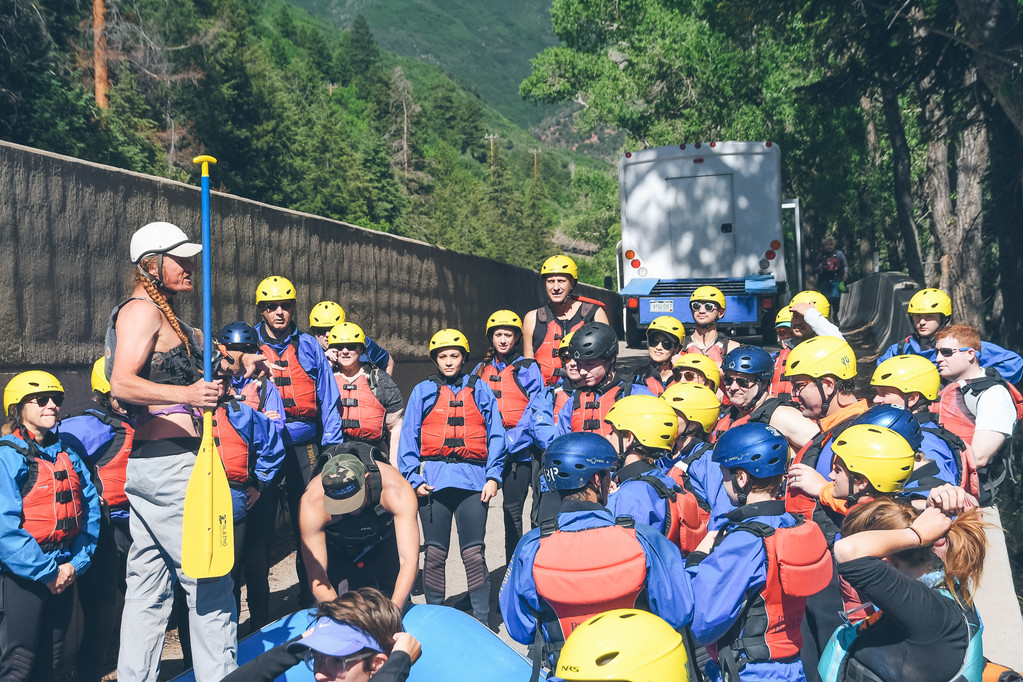 Aspen | Snowmass Group Adventures - Guided Rafting Trip - Talbott's Paddle Talk