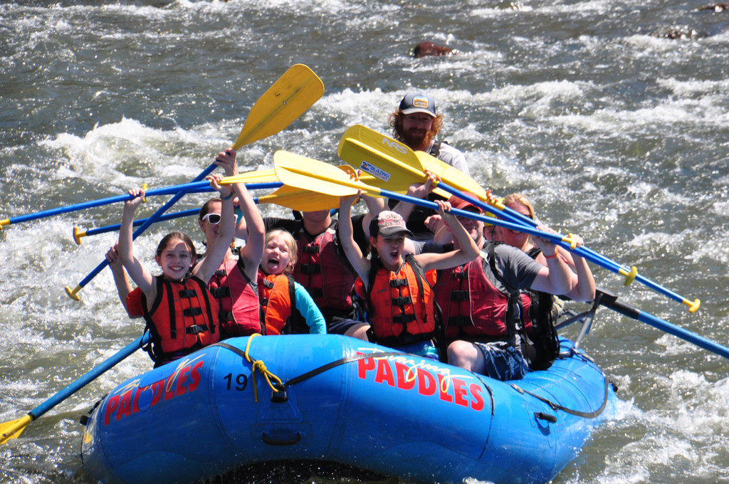 Aspen | Snowmass Group Adventures - Guided Rafting Trip - Taylor Family