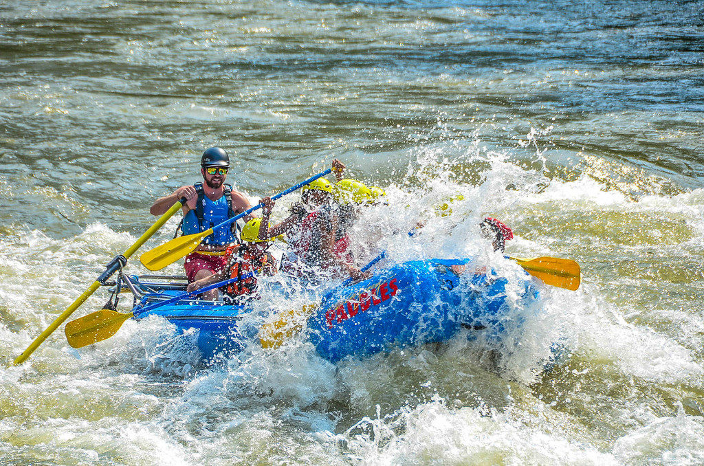 Aspen | Snowmass Group Adventures - Guided Rafting Trip - Taylor P