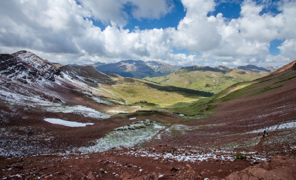 Aspen Snowmass Guided Hiking Adventures: West Maroon Pass